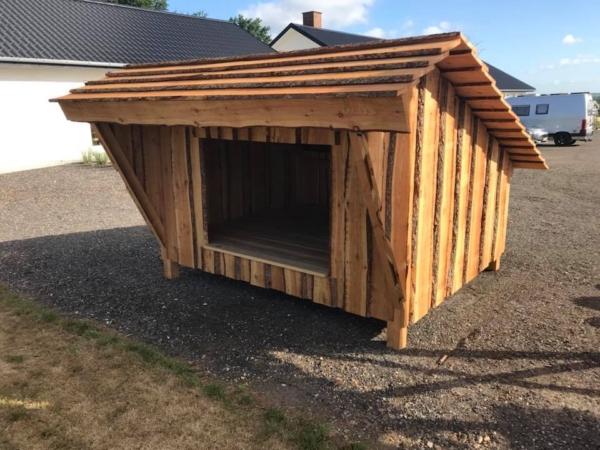 udendørs Shelter